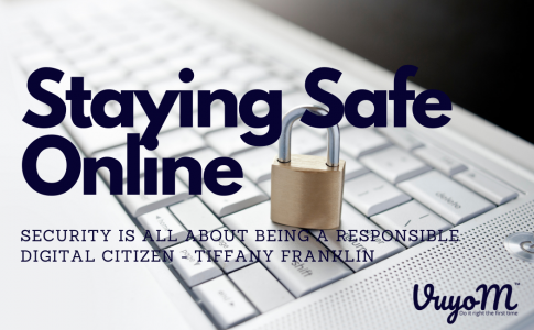 Staying Safe Online – Part 2